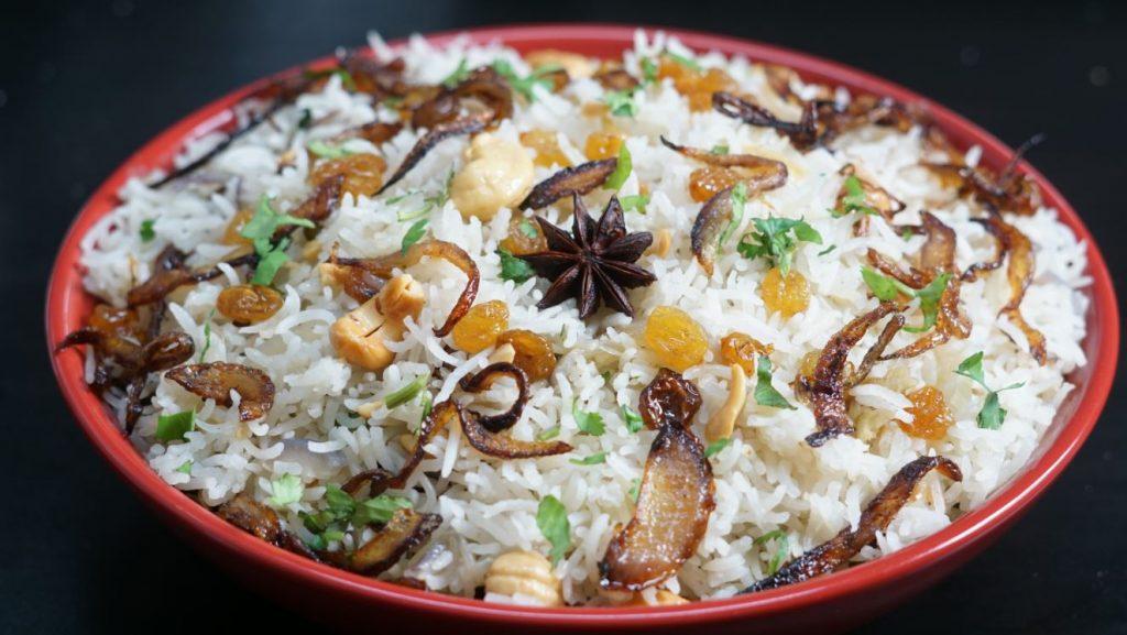 Ghee Rice / Malabar Ney Choru