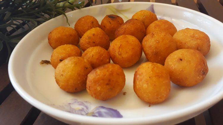 Potato Garlic Nuggets