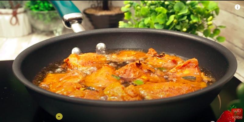 Chicken 65 Juicy Fry Recipe