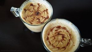 Homemade Cappuccino Coffee