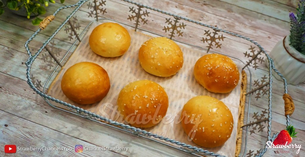 Bakery Style Eggless | Ovenless Bun