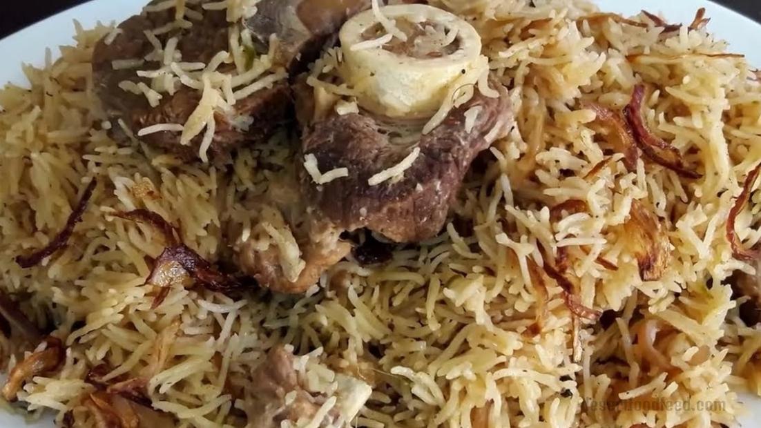 Mutton Yakhni Pulao
