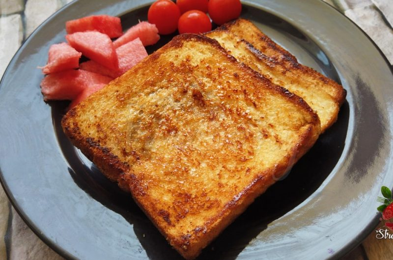 Sweet Butter Toast