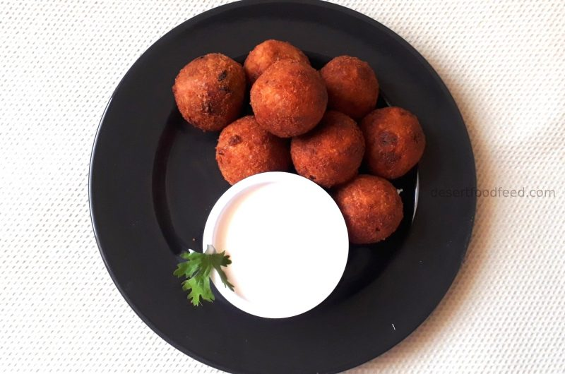 Egg Keema Balls Recipe | Egg Cutlet