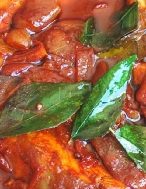 Kottayam Style Fish Curry
