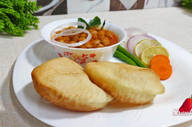 Bhatura | Bhatoora | Chole Bhatura
