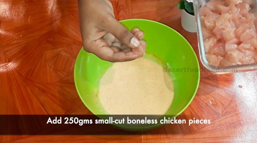 KFC Style Chicken Fry