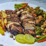 Red Chili Flakes Chicken Recipe | Red Chili Chicken