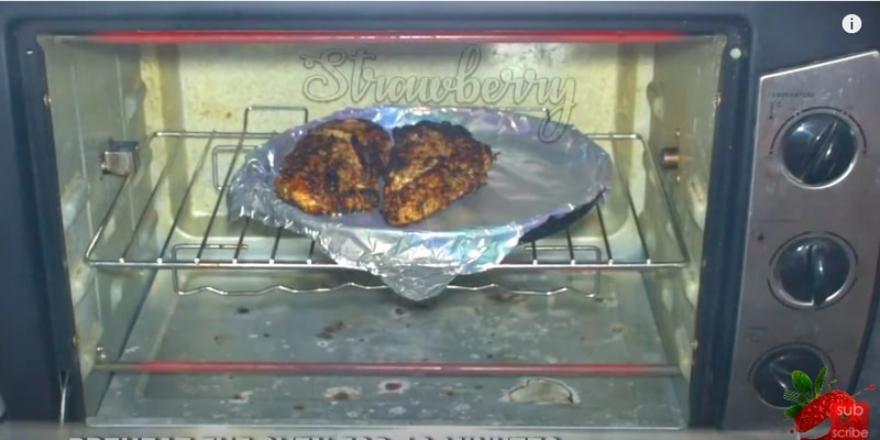 chicken steak