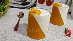 Mango Panna Cotta | Pudding Recipe