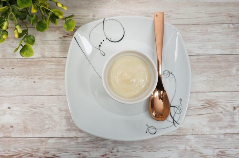 One Minute Milk Pudding Recipe