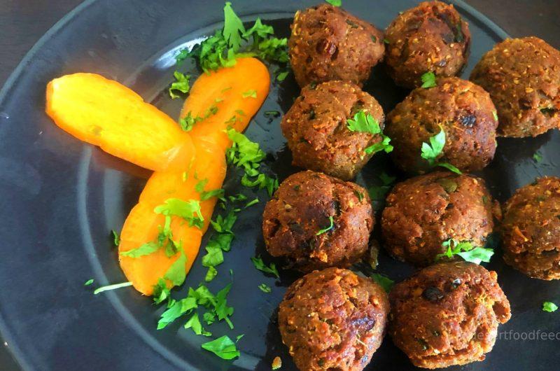 Mutton Kola Urundai Recipe   How to make Mutton Keema Balls