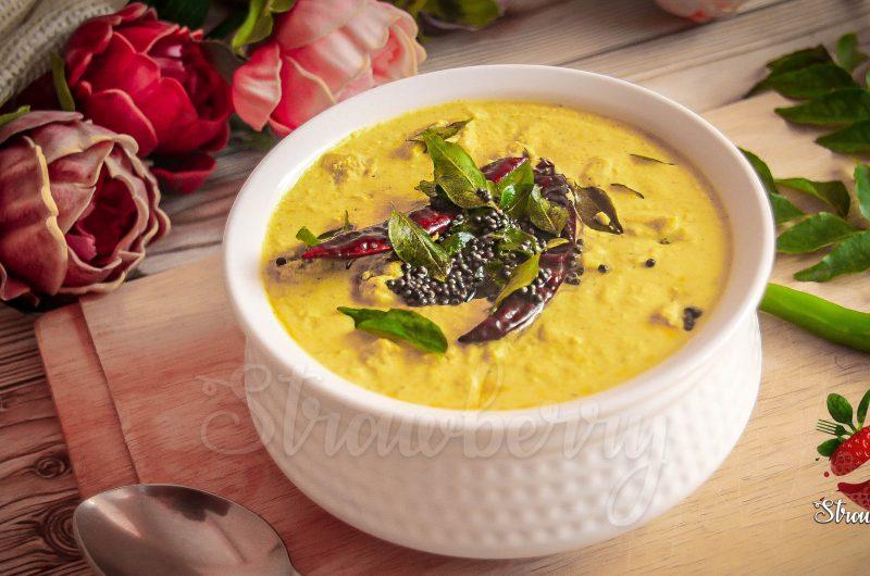 Kurukku Kalan Recipe | Kerala Sadhya Kalan