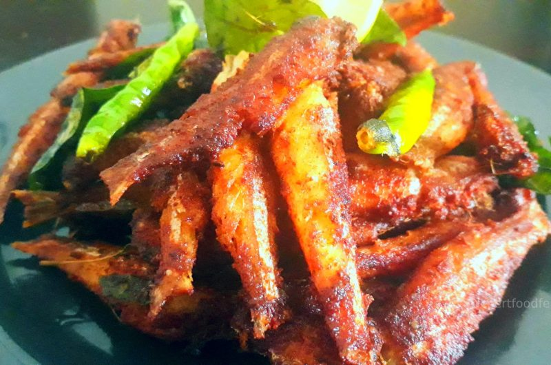 Anchovy | Nethili Fish Fry Recipe