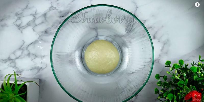 eggless cream bun