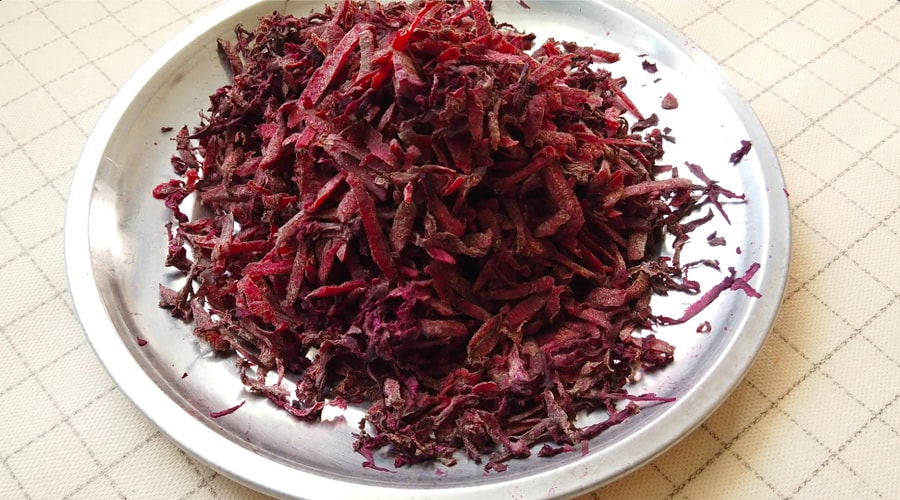 Organic Red Food Color