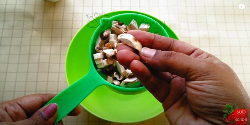 Roadside-Kaalan Mushroom Masala