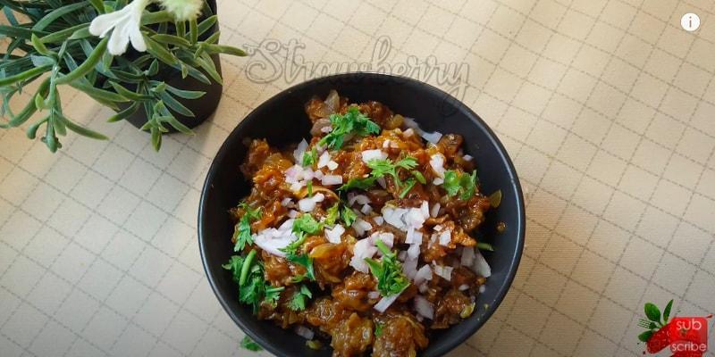Roadside Kaalan Mushroom Masala