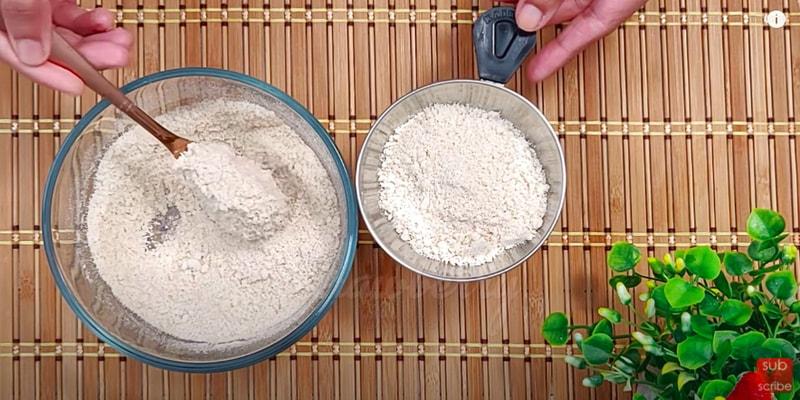 Soft Wheat Puttu