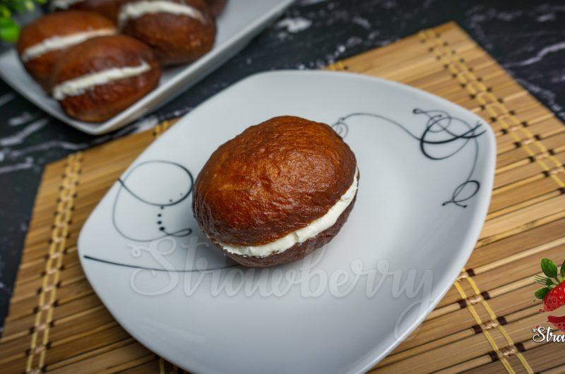 Eggless Cream | Butter Bun Recipe
