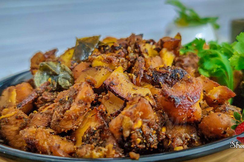 Chicken Ularthiyadhu