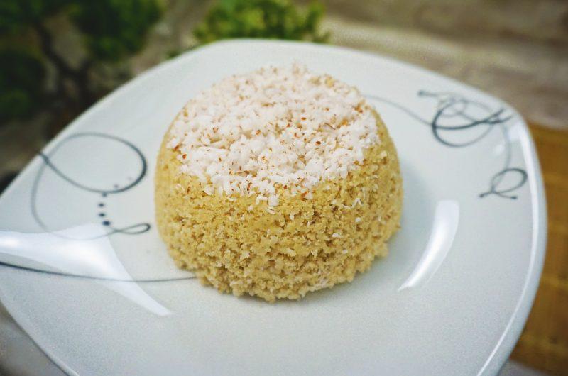 Soft Wheat Puttu | Steamed Cake Recipe