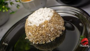 Broken Wheat Puttu