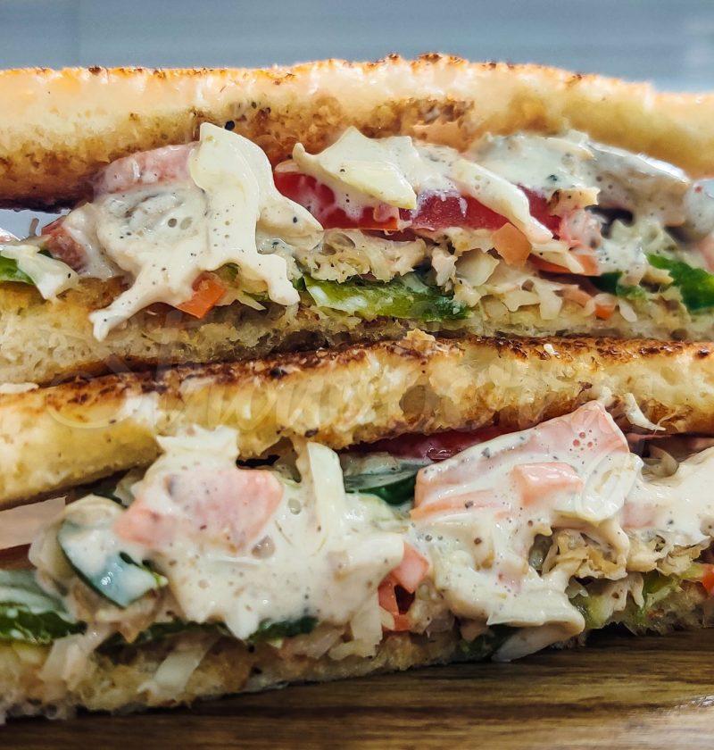 Chicken Mayonnaise Sandwich