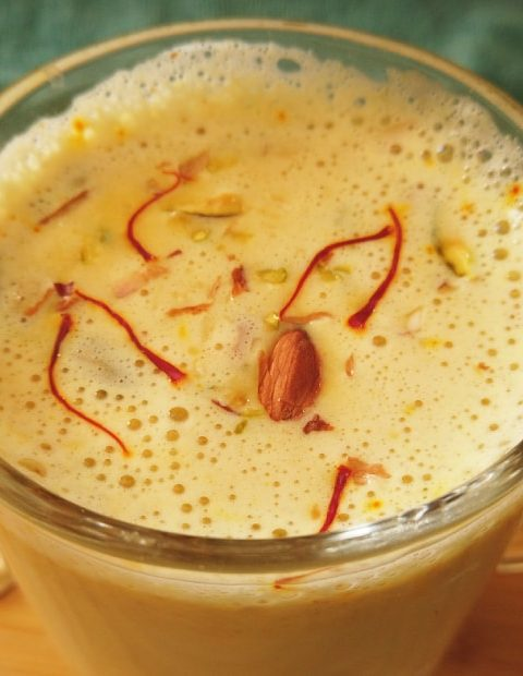 Dry Fruits Almond Badam Mix Powder.