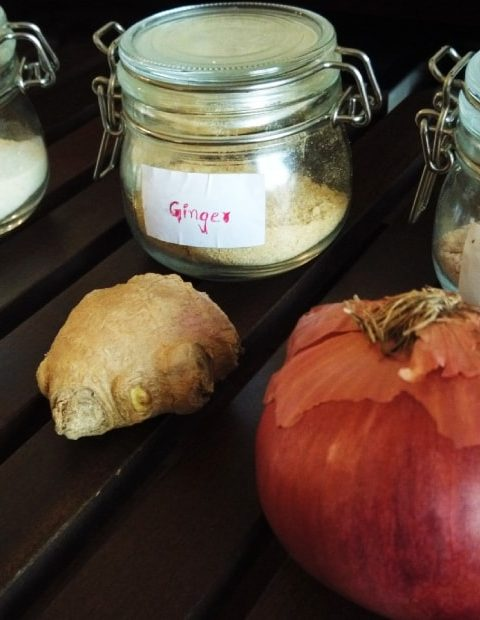 Ginger Onion Garlic Powder