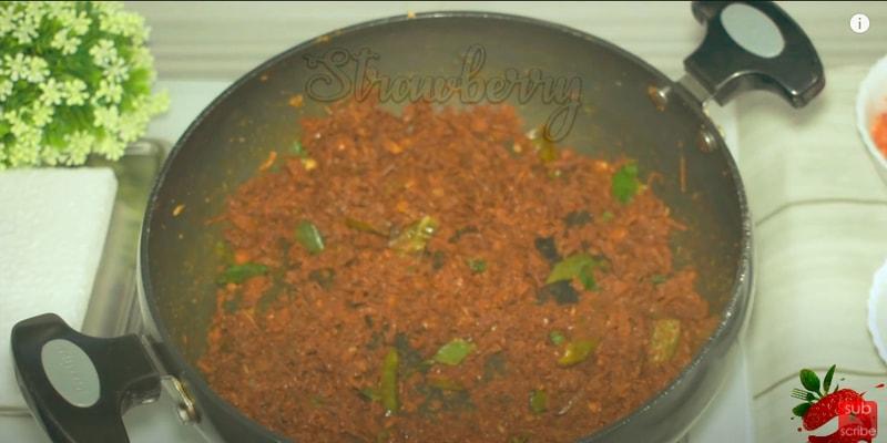 Spicy Duck Roast Masala