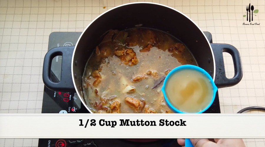 mutton pulao recipe