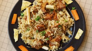 mutton pulao recipe