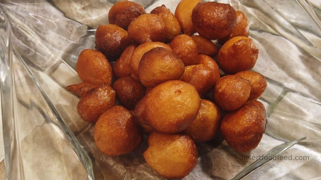 Arabian Sweet Dumpling Luqaimat