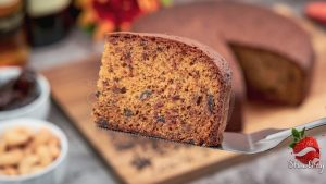 Carrot Dates Cake Recipe