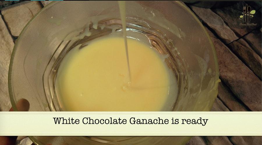 Ganache & Cream Frosting