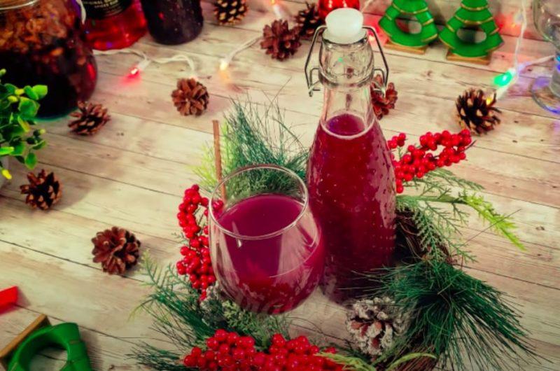 Homemade Grape Wine | Red Wine