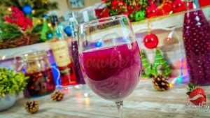Homemade Grape Wine Red Wine