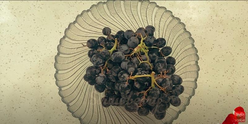 Homemade Grape Wine Red Wine