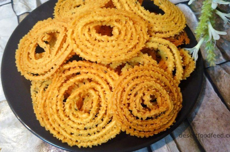 Instant Rice Murukku | Chakli