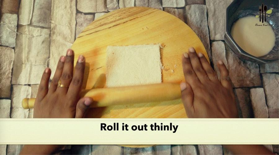 Paneer Cheese Bread Samosa