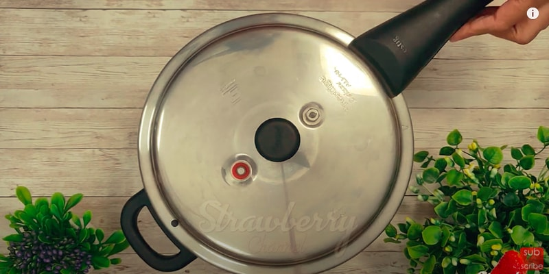 Pressure Cooker Curd
