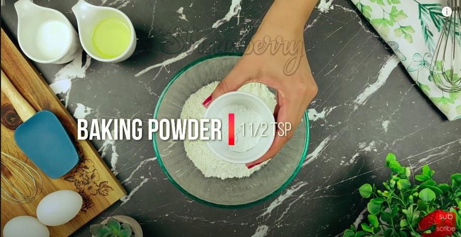 Perfect Vanilla Sponge Cake