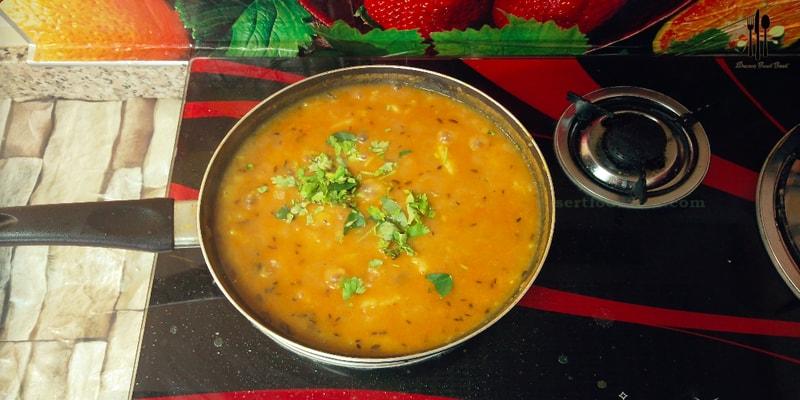 Spicy Potato Masala