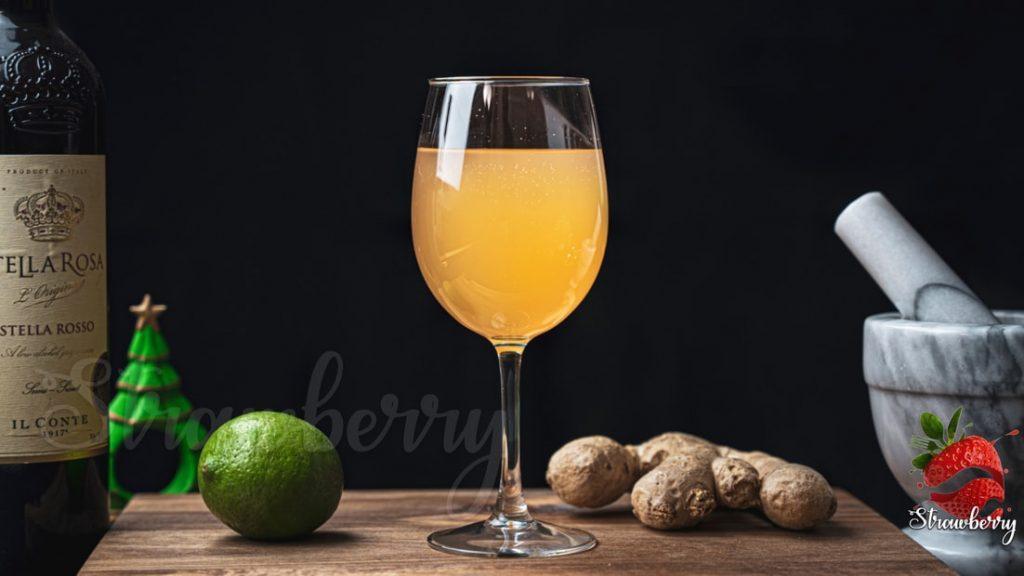 ginger wine recipe