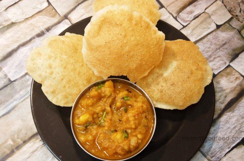 Rava Poori   Puri Recipe