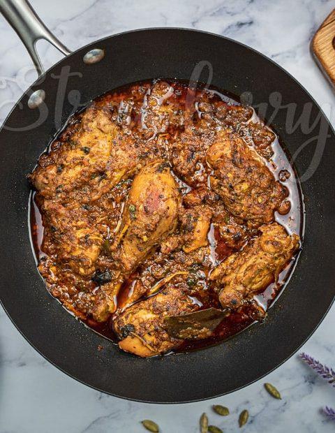 chicken karahi kadai