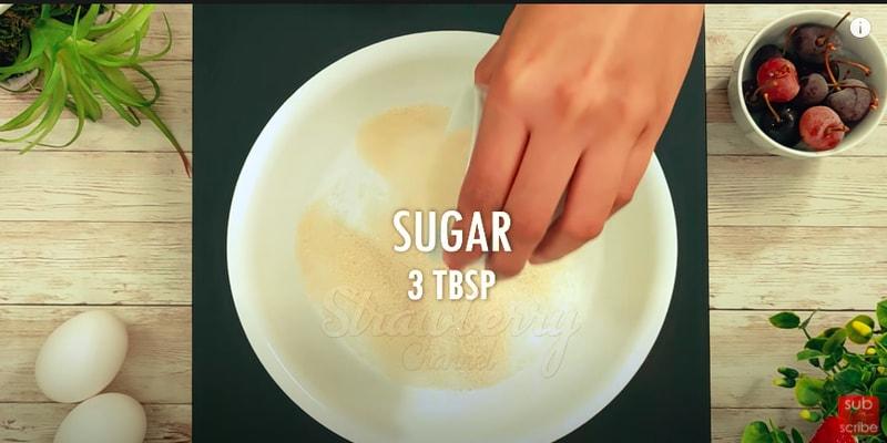 snow pudding egg white21