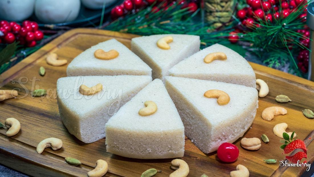 Steamed Rice Cake | Vattayappam