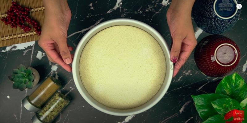 Steamed Rice Cake Vattayappam